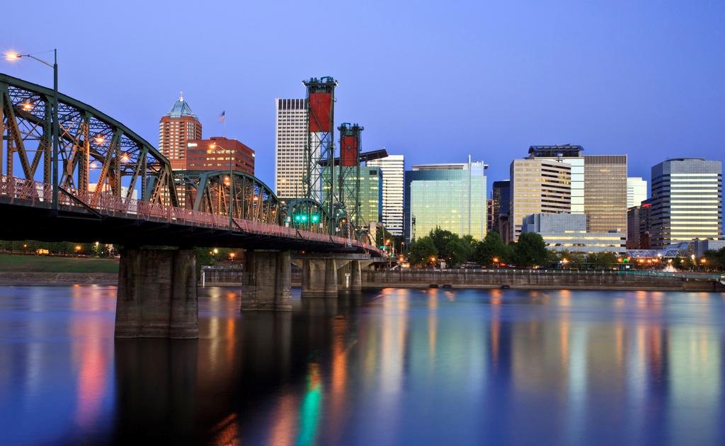 Coinbase открыл офис в городе Портленд, штат Орегон