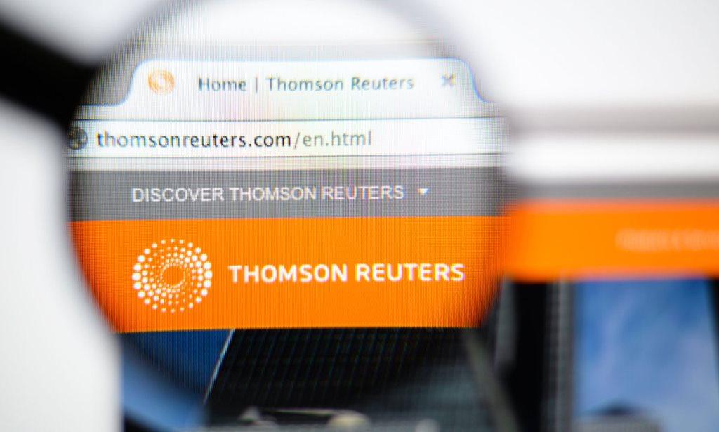 Медиакомпания Thomson Reuters провела исследование про криптовалюты