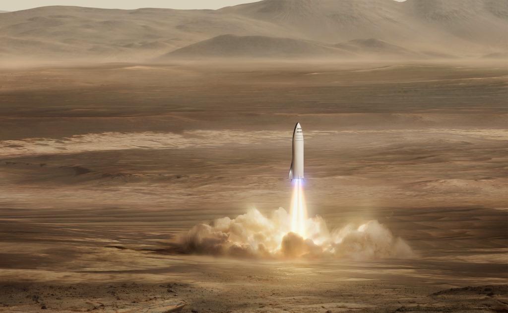 NASA выбрало лучшие проекты зданий для марсианской колонии