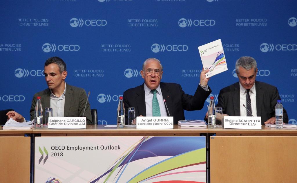 ОЭСР считает, что бизнесу нужно внедрять больше технологий