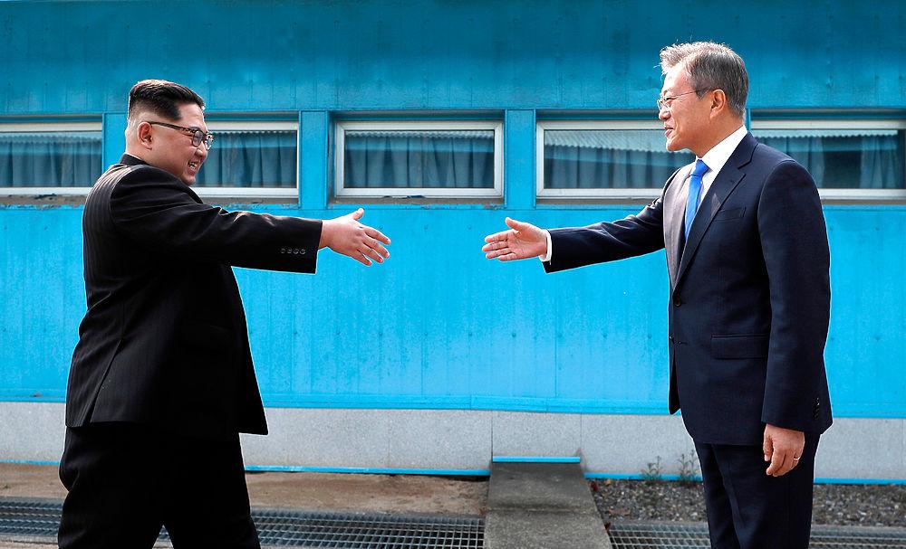 Договор о мире между двумя Кореями переведен на эфириум