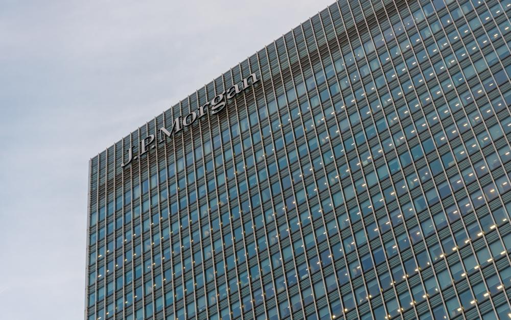 Банк JP Morgan выходит на рынок межбанковских платежей