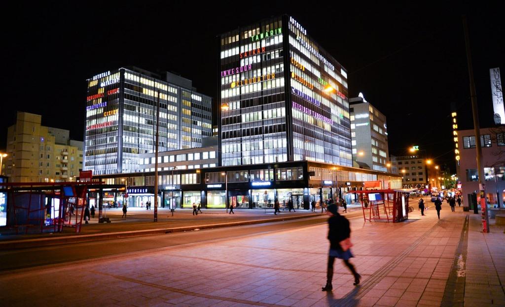 В Хельсинки будут работать беспилотные автобусы