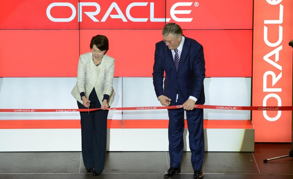 Oracle представит продукты на блокчейн для разных отраслей