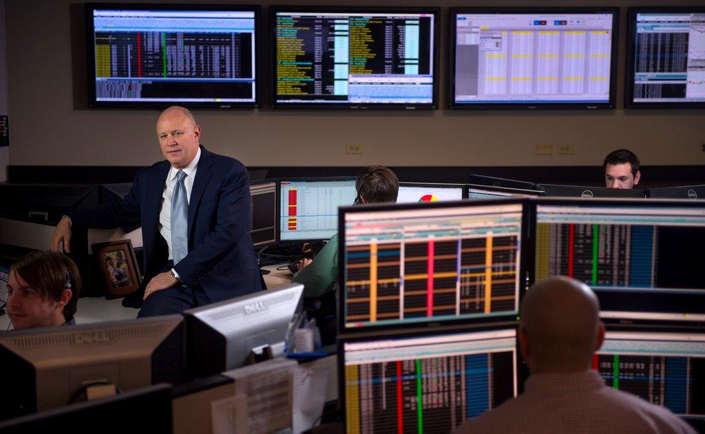 Глава биржевого холдинга ICE Джефри Спретчер за биткойн
