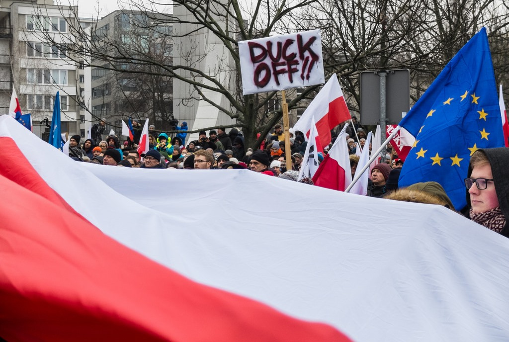 Польша протестует против огромных налогов на криптотрейдеров