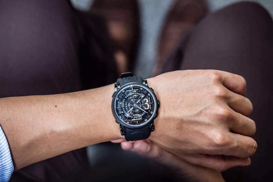Швейцарский бренд часов MCT можно купить за криптовалюту