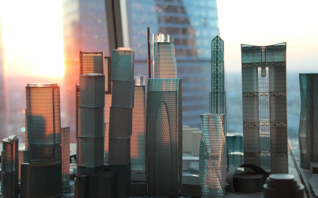 Москва станет умным городом на блокчейне