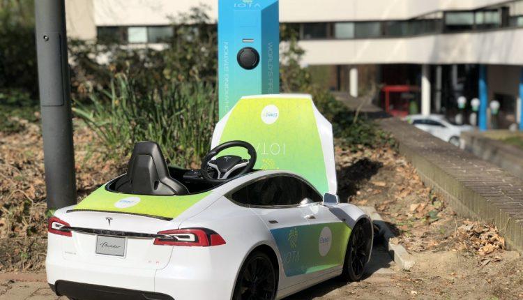 В Голландии можно будет оплачивать зарядку автомобиля с помощью криптовалюты IOTA