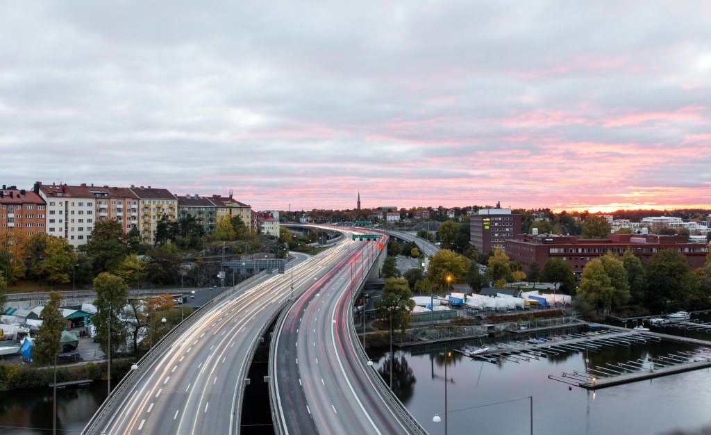В Швеции построили дорогу для поздзарядки электрокаров