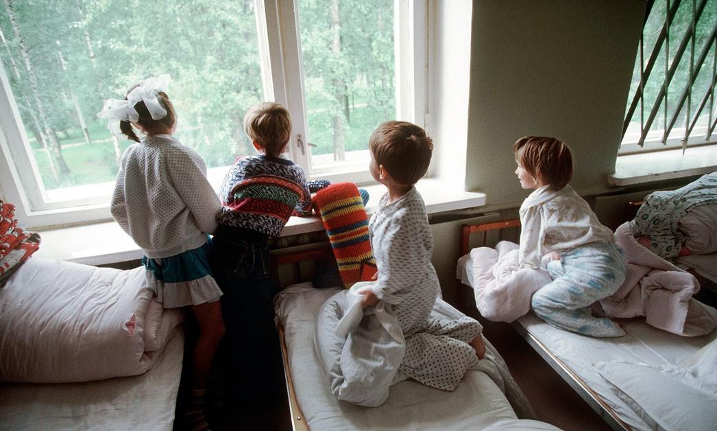 В России будут усыновлять детей через блокчейн