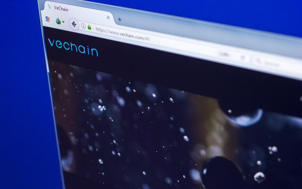 VeChain введут новый способ идентификации на нанонехнологиях