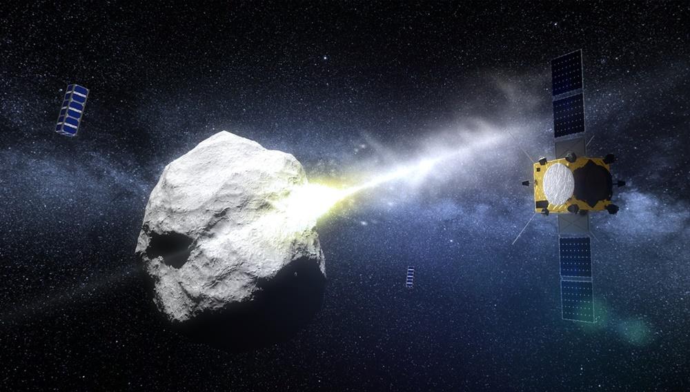 Ученые предсказывают космическую золотую лихорадку
