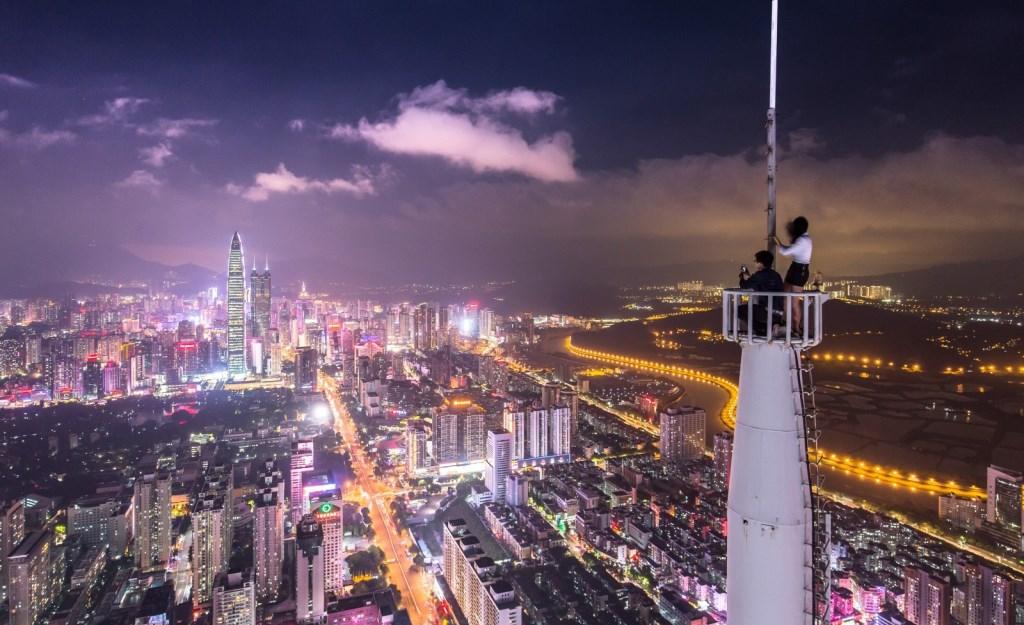 Китайский Шэнчжэнь создает блокчейн фонд