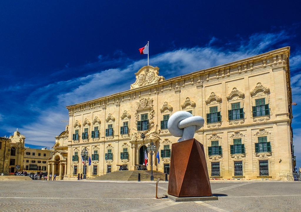 Binance переехала на Мальту