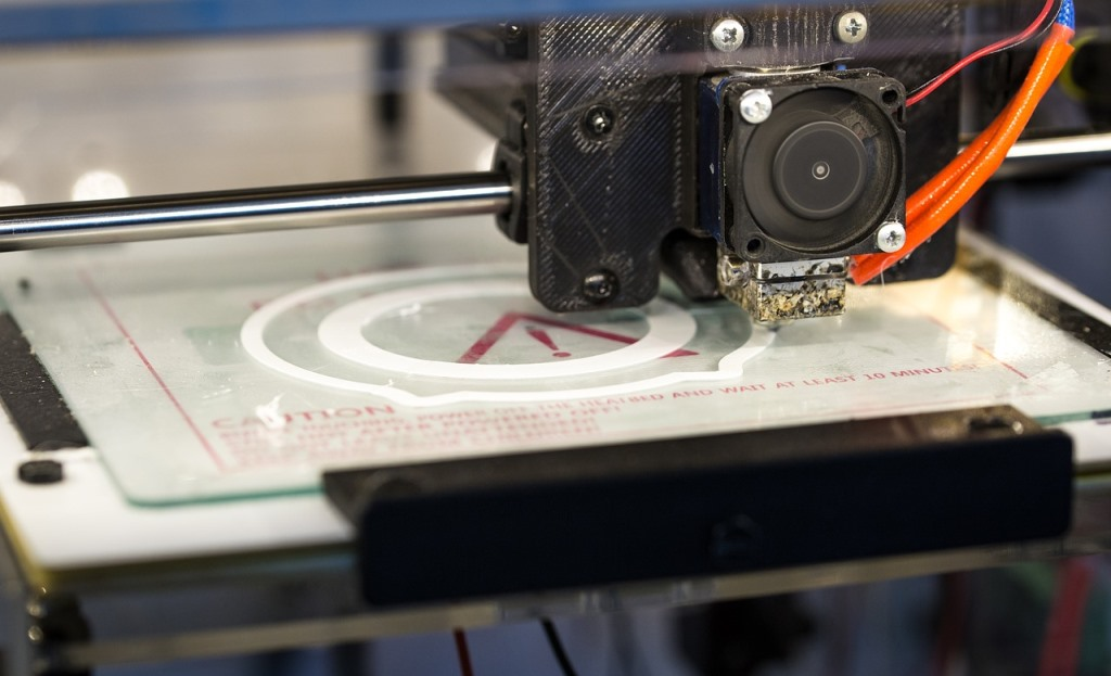 Технология 3-d помогает печатать сенсоры на коже