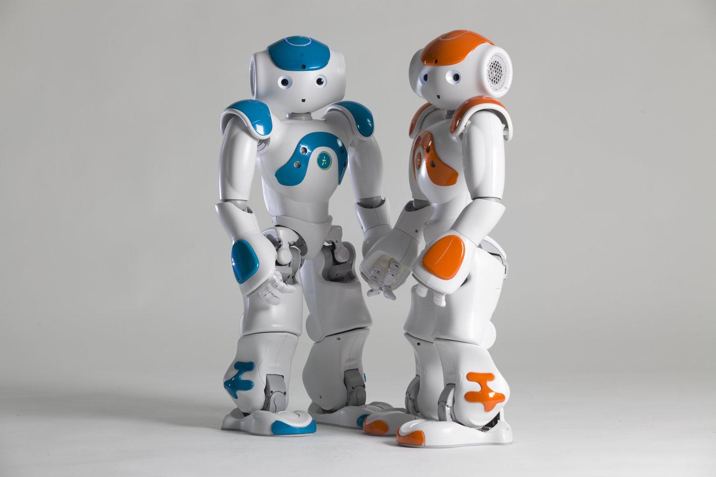 Робот НАО